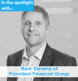 In the spotlight with Mark Stevens of Provident Financial Group