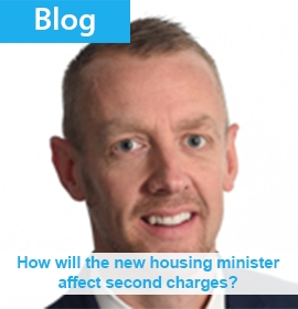 How will the new housing minister affect second charges?