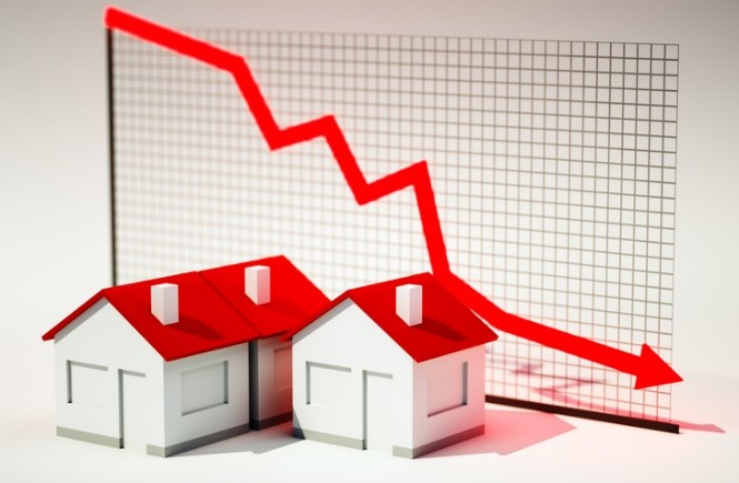Mortgage decline