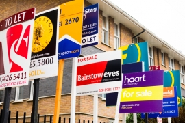 Buy-to-let mortgage volume drops 21 percent in December