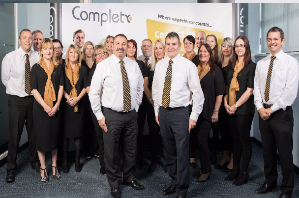 Complete FS breaks nine-year new business record