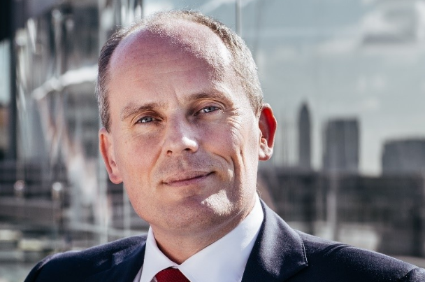 Equiniti Chief Executive Guy Wakely
