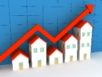 UK house prices increase by 10.4%